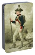 American Continental Soldier Portable Battery Charger