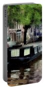Amsterdam Canals Portable Battery Charger