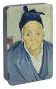 An Old Woman Of Arles Arles, February 1888 Vincent Van Gogh 1853 - 1890 Portable Battery Charger