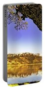 Ancient Trees Portable Battery Charger