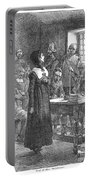 Anne Hutchinson (1591-1643) Portable Battery Charger