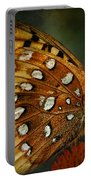 Aphrodite Fritillary 1 Portable Battery Charger
