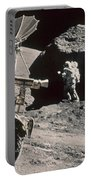Apollo 17, December 1972: Portable Battery Charger