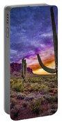 Arizona Sunset Portable Battery Charger