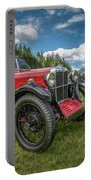 Arriving In Style Portable Battery Charger by Adrian Evans