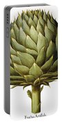 Artichoke, 1613 Portable Battery Charger