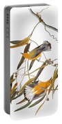 Audubon: Warbler Portable Battery Charger