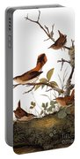 Audubon: Wren Portable Battery Charger
