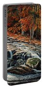 Autumn Cascade Portable Battery Charger