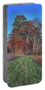 Autumn Countryside - North Carolina Portable Battery Charger