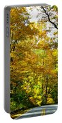 Autumn Drive No.2 Portable Battery Charger