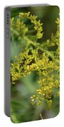 Autumn Goldenrod  Portable Battery Charger