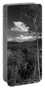 Autumn In The White Mountains Portable Battery Charger