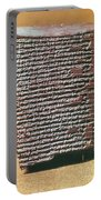 Babylonian Clay Tablet Portable Battery Charger