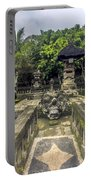 Bali Temple Portable Battery Charger
