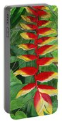 Balinese Heliconia Rostrata Portable Battery Charger