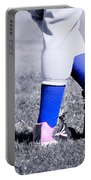 Ball Player Portable Battery Charger