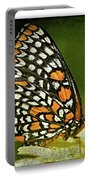 Baltimore Checkerspot Portable Battery Charger