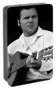 Barry Sadler With Guitar 3 Tucson Arizona 1971 Portable Battery Charger