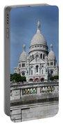 Basilica Du Sacre-coeur De Montmartre Portable Battery Charger