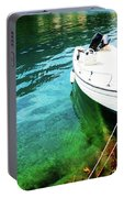 Greek Vacations Portable Battery Charger