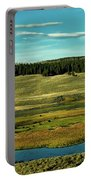 Beautiful Yellowstone Portable Battery Charger