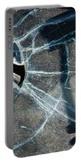 Belmont Cracked Window And Shadow 1599 Portable Battery Charger