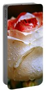 Bicolor Rose Portable Battery Charger