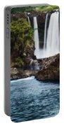 Big Island Waterfall Portable Battery Charger