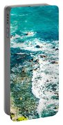 Big Sur California Coastline On Pacific Ocean Portable Battery Charger