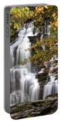 Bijoux Falls In Beautiful British Columbia Portable Battery Charger