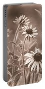 Black-eyed Susans Portable Battery Charger