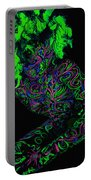 Black Light  Portable Battery Charger