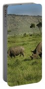 Black Rhinos Portable Battery Charger