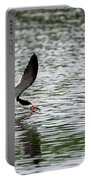 Black Skimmer Fishing Portable Battery Charger
