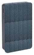 Blue Grey Line Texture Color Shade And Pattern Created By Navinjoshi At Fineartamerica.com Ideal For Portable Battery Charger