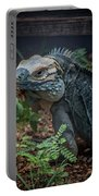 Blue Iguana Portable Battery Charger