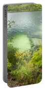 Blue Lake Stradbroke Island Portable Battery Charger
