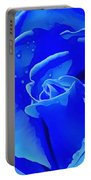 Blue Romance Portable Battery Charger