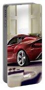 Bmw Z4 Zagato 3 Portable Battery Charger