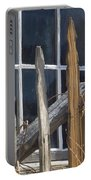Bodie Picket Fence And Window Portable Battery Charger