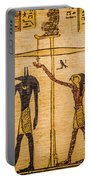 Book Of The Dead Portable Battery Charger