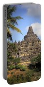 Borobudor Temple Portable Battery Charger