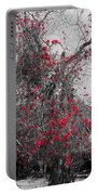 Bougainvillea Invasion Portable Battery Charger