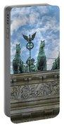 Brandenburger Gate, Berlin Portable Battery Charger
