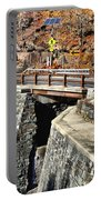 Bridge By Kaaterskill Falls 1 Portable Battery Charger