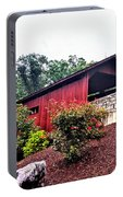 Bridge Over The Yellow Breeches Portable Battery Charger