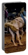 Bronco Riding Portable Battery Charger