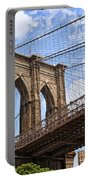 Brooklyn Bridge Ny Portable Battery Charger