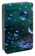 Bubble Fish Underwater Portable Battery Charger
